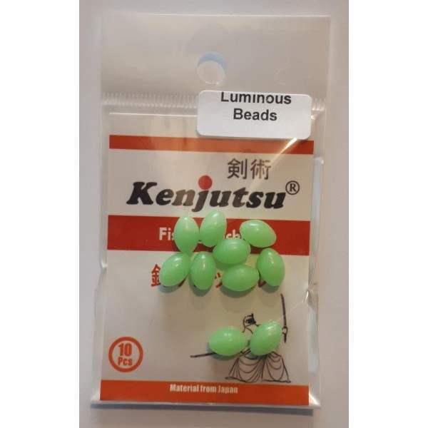 Kenjutsu luminous beads