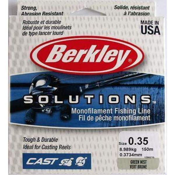 Berkley Solutions Cast 150m 0.30mm misina