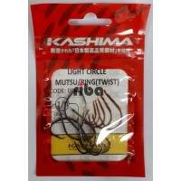Kashima Light Circle Mutsu/ring (twist) no:1/0