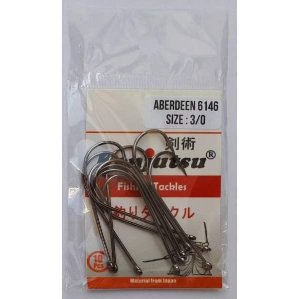 Kenjutsu Aberdeen 6146 No:3/0