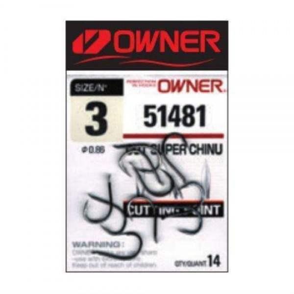 Owner 51481 super chinu no:2