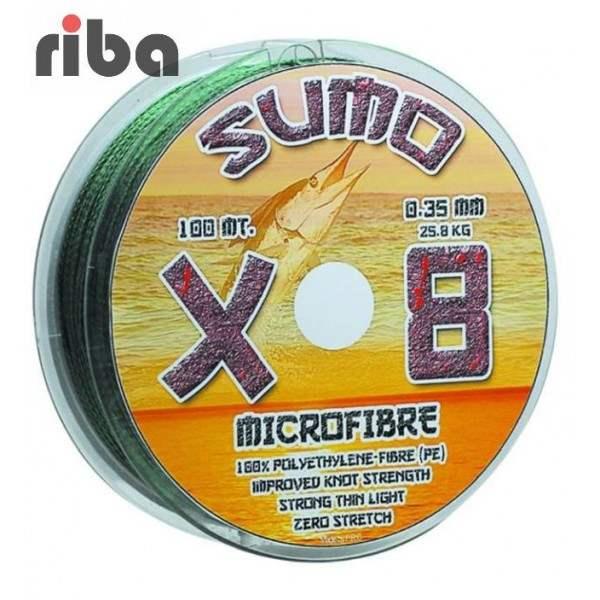 Effe Sumo 8x 0.15 mm 100 m ip misina