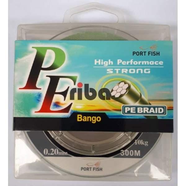 Portfish Bango 4 Kat İp Misina 0.20 mm - 300m