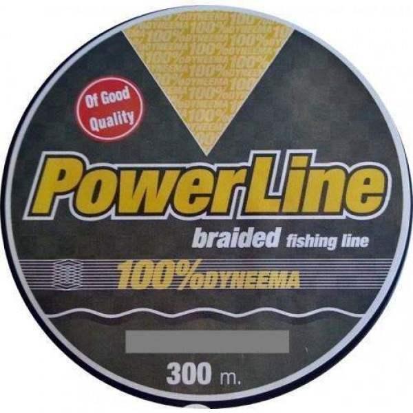 Powerline 4 örgü ip misina 0.40mm